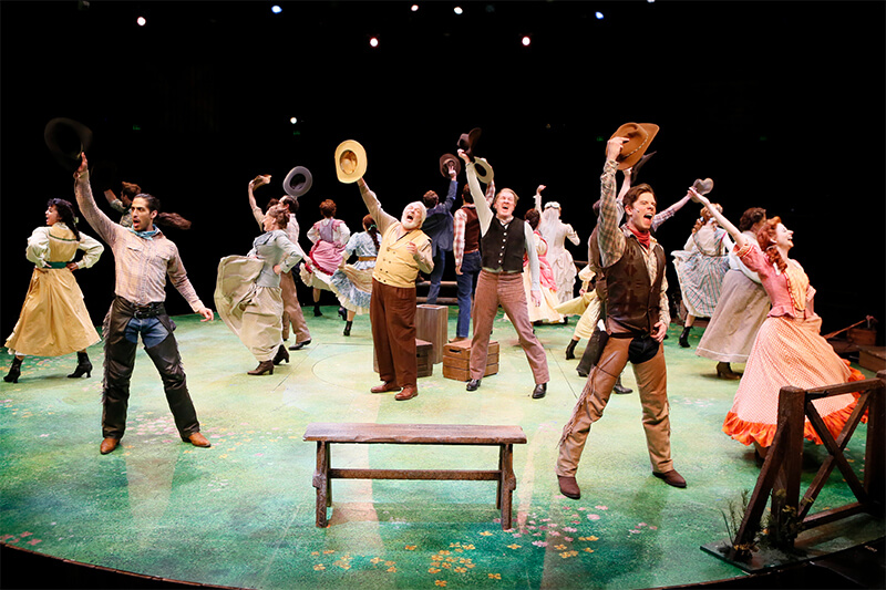 Thursday at the Theatre: OKLAHOMA!