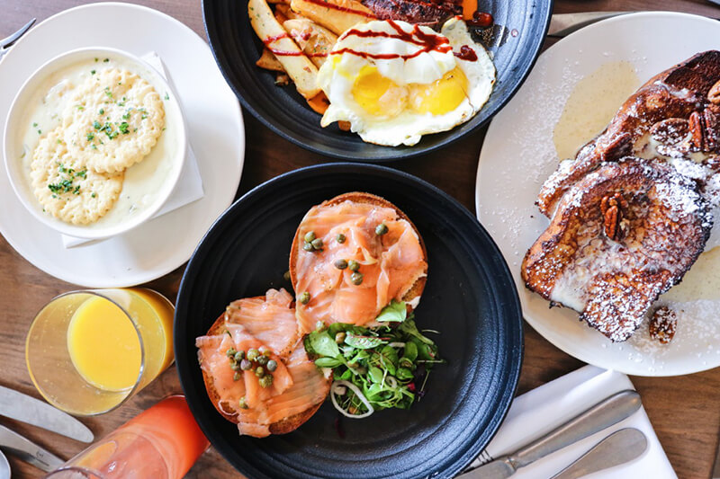 Grove Wins BONS Award for Best Brunch