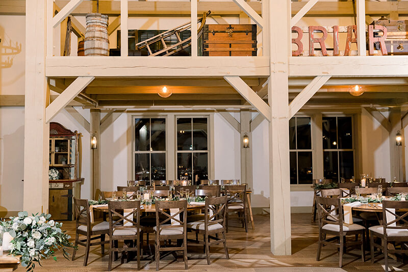 Briar Barn Inn Antique Spotlight