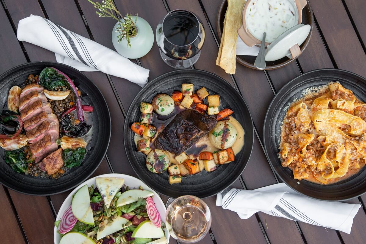 New Fall Menus at Grove 2020